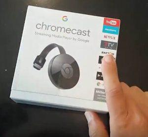 כרומקאסט 2 סקירת מוצר – chromecast 2