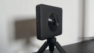 מצלמת 360 מעלות של שיאומי – סקירה
