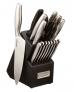סט סכיני Cuisinart כולל 17 חלקים במעמד יוקרתי