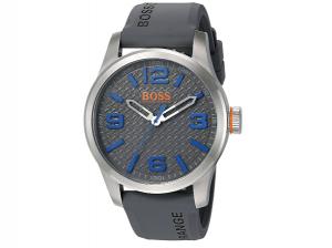 BOSS Orange Men's Paris Quartz Stainless Steel Casual Watch