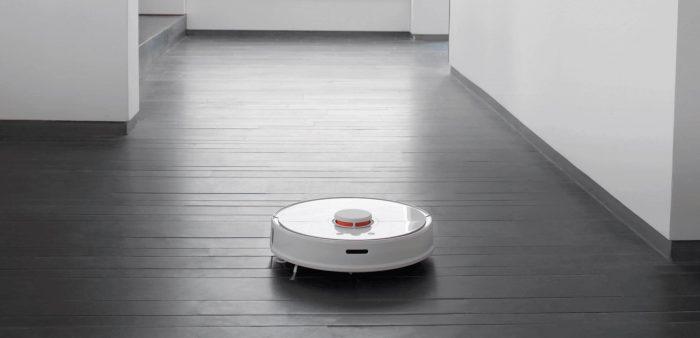 roborock S50 שואב רובוטי