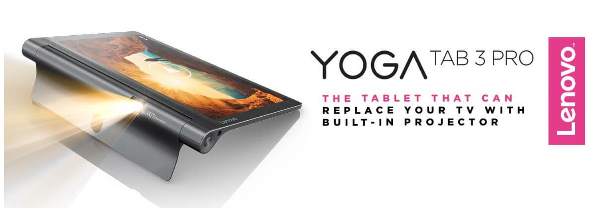 טאבלט Lenovo Yoga Tab