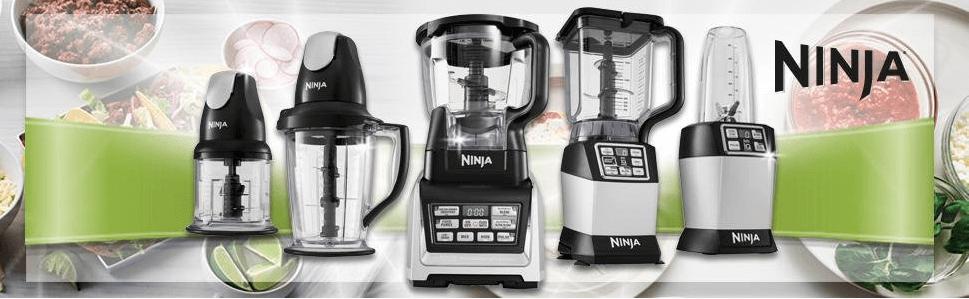 בלנדר Nutri Ninja CT610 נוטרי נינג'ה מנוע 1000W ומסך טא'ץ