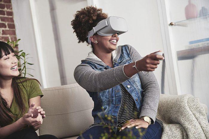 משקפי VR מציאות מדומה