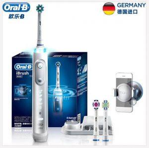 מברשת שיניים חשמלית Oral-B iBrush9000 אורל בי