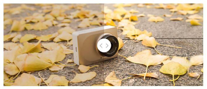 מצלמת רכב YI Dash Camera