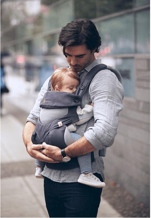 מנשא תינוקות Ergobaby 360