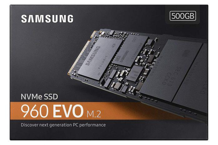 כונן SSD סמסונג