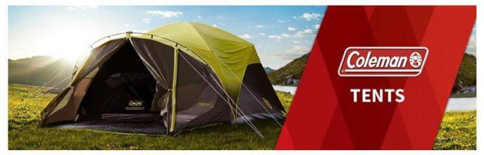 מאוד אוהל Coleman Instant Tent פתיחה מהירה ל 8 אנשים קולמן | AliBuy WE-71