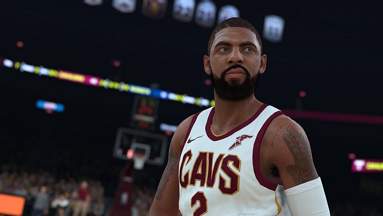 משחק NBA2K18 לפלייסטיישן NBA2K18 PS4