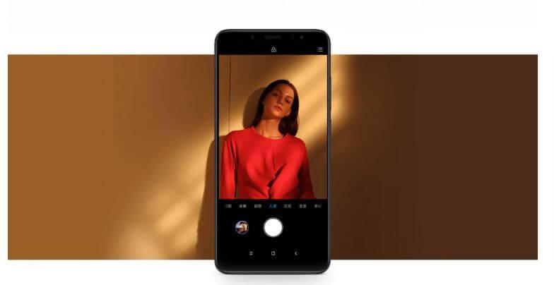 סמארטפון Xiaomi Redmi Note 5