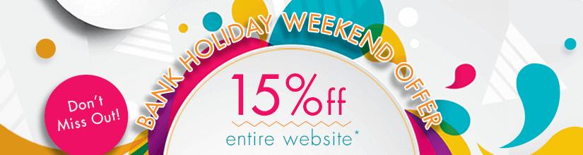 eChemist sale - הנחה של 15% על כל האתר