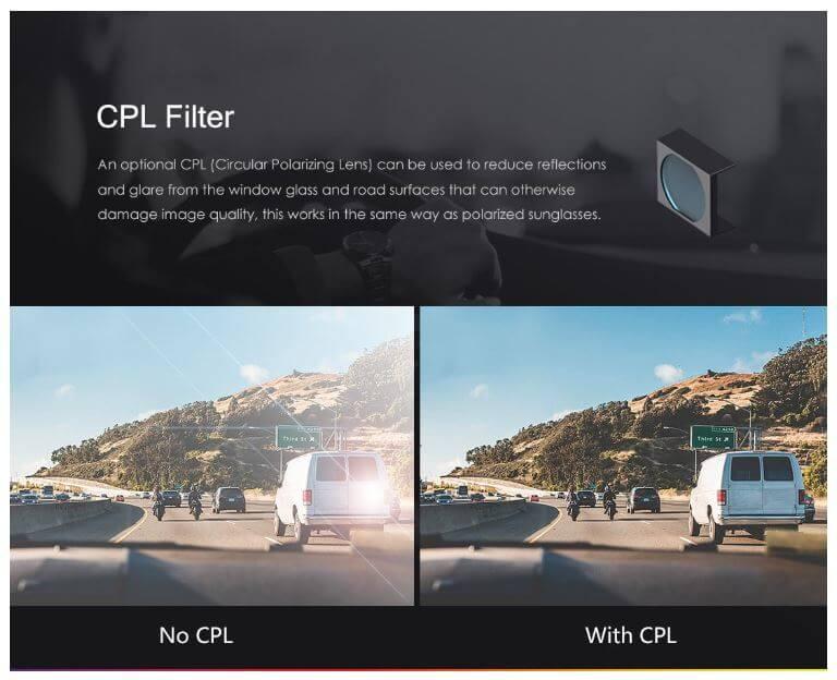 מצלמת רכב דואלית VIOFO A129