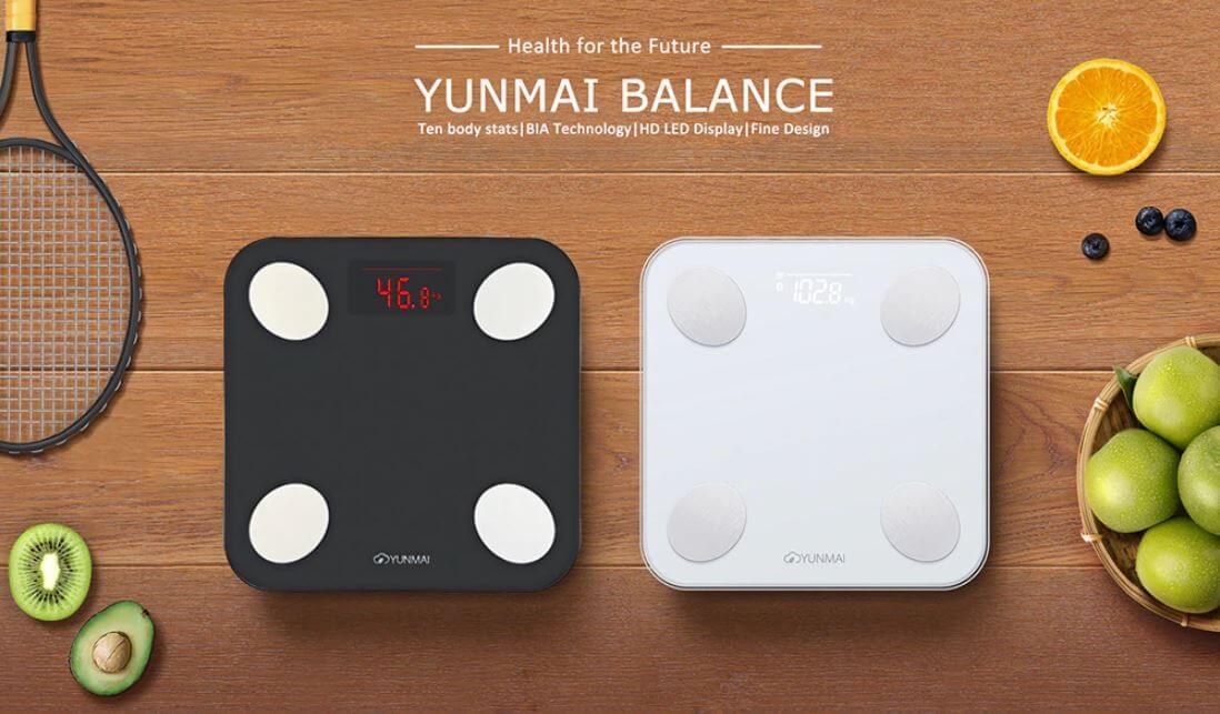 משקל אדם חכם YUNMAI Mini 2 מבית שיאומי