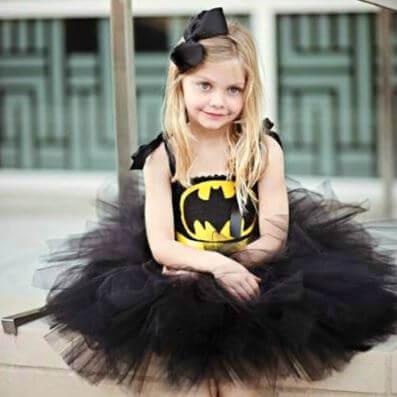 מבחר תחפושות לילדות וונד-וומן, באט-גירל, סופר-וומן ועוד לגילאי 2-12 מעליאקספרס