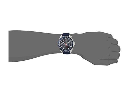שעון Nautica Quartz Resin נאוטיק לגברים