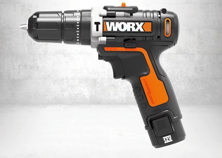 מברגה נטענת WORX WX129.3 12V כולל מטען וסוללה