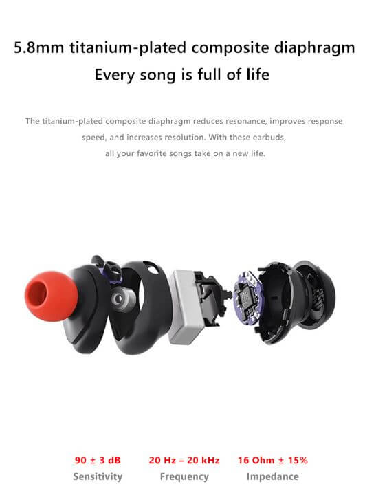 אוזניות בלוטוט' Havit G1 TWS מומלצות מאוד! במחיר מדהים