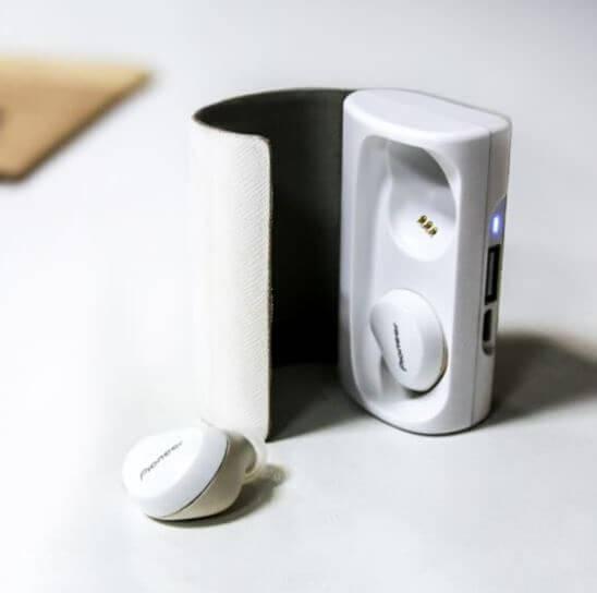 אוזניות בלוטוט' True wireless Pioneer SEC-E221BT פיוניר