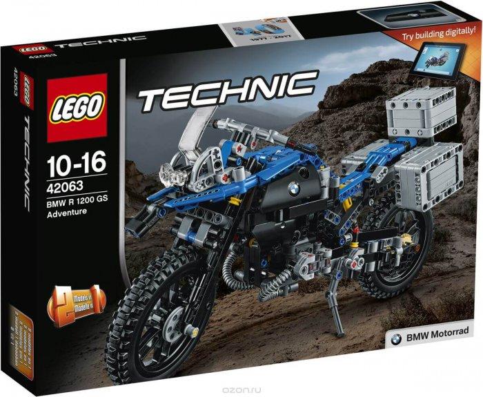 לגו LEGO Technic: BMW R 1200 דגם 42063