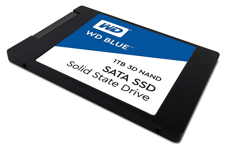 """כונן SSD פנימי WD Blue בנפח 1TB אמזון ארה""""ב"""