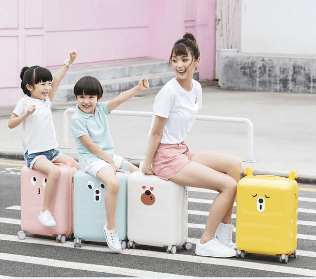 מזוודת 18 אינץ' Xiaomi 90FUN שיאומי לילדים