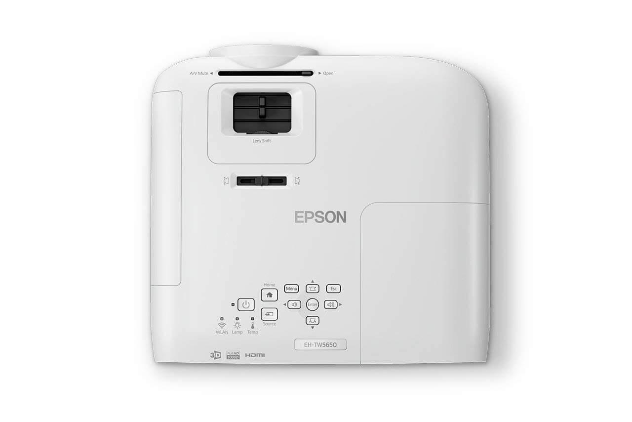 מקרן Epson EH-TW5650 Full HD אפסון 2500 לומן