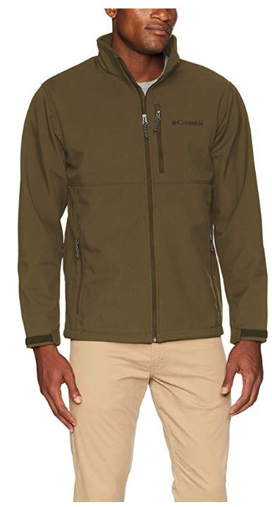 ג'קט סופטשל Columbia Ascender Softshell