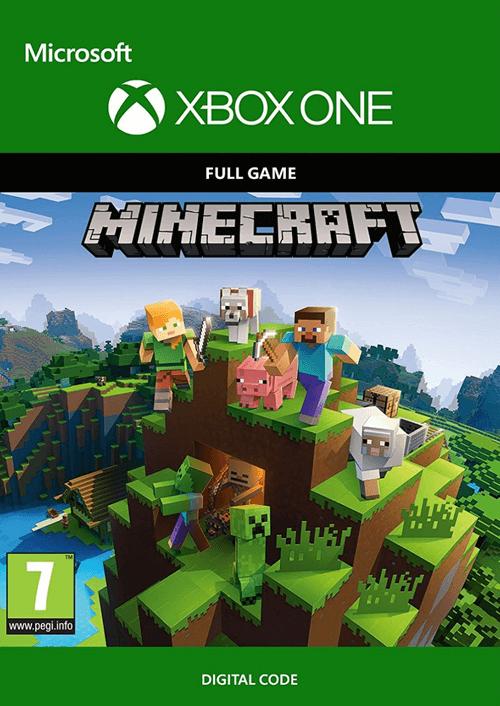 משחק Minecraft Xbox One לאקסבוקס