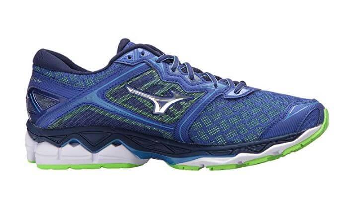 נעלי ריצה מיזונו Mizuno Wave Sky Running לגברים