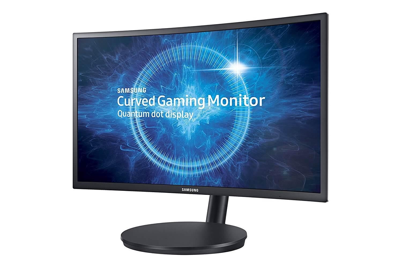 מסך מחשב קעור 27 אינ'ץ לגיימרים Samsung C27FG70 סמסונג