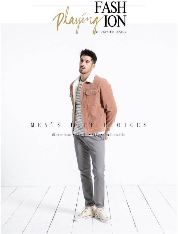 מכנסיים ארוכים לגבר של Simwood המעולים