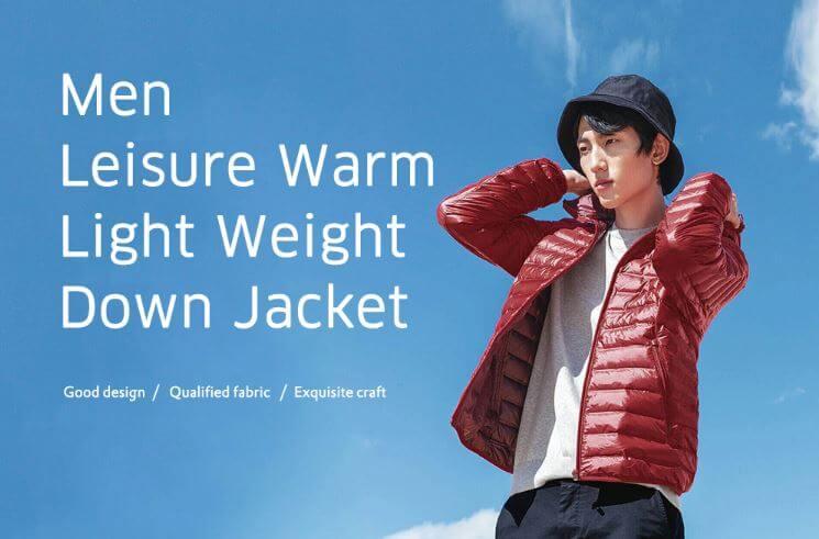 מעיל 90FUN מבית Xiaomi Youpin לגברים