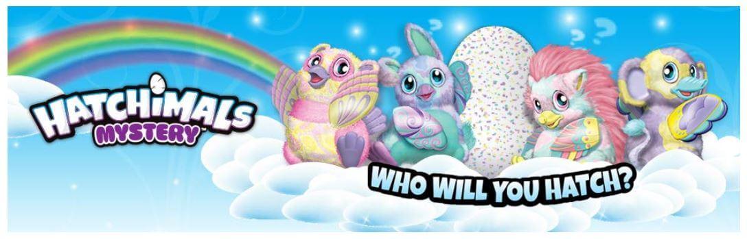 ביצת Hatchimals Mystery האצימל