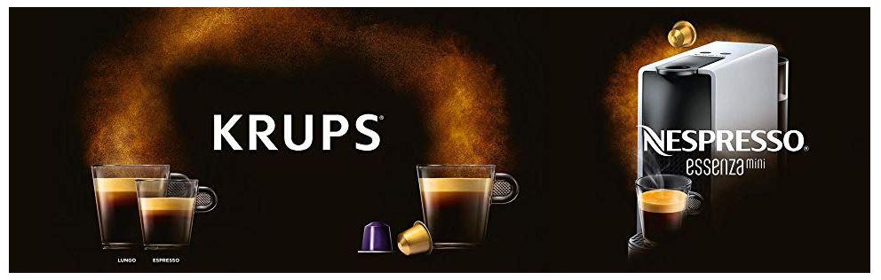 מכונת קפה נספרסו Nespresso Essenza