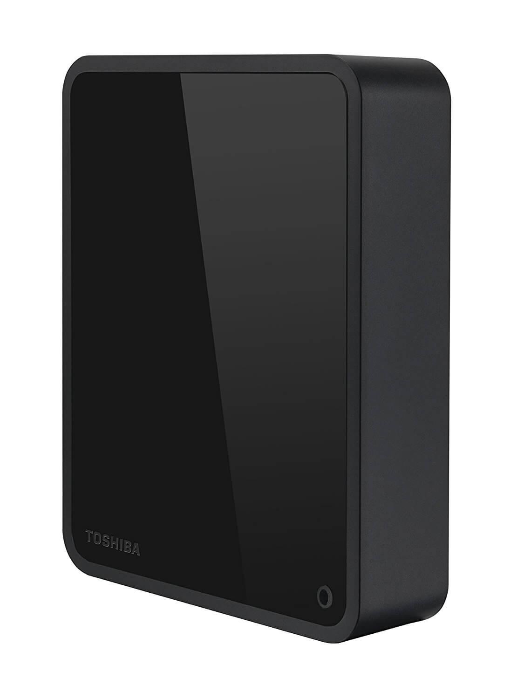 כונן חיצוני Toshiba Canvio בנפח 4TB אמזון ארהב