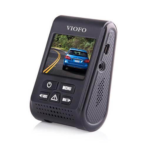 מצלמת רכב VIOFO A119דגם V2 כולל GPS