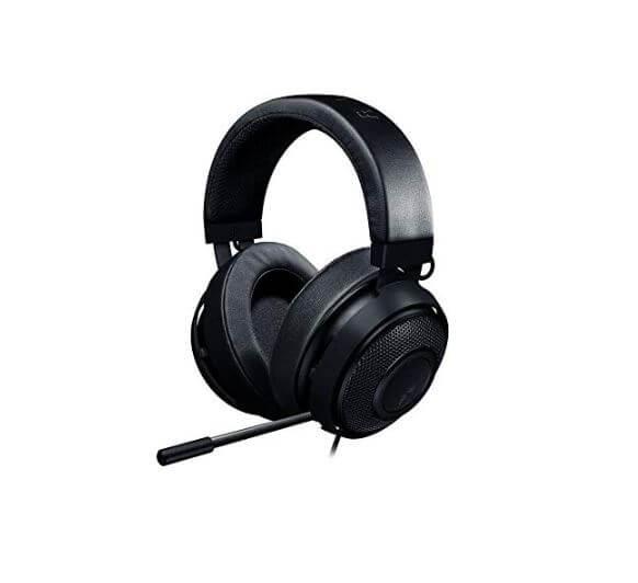 אוזניות גיימינג חוטיות Razer Kraken Pro V2 כולל מיקרופון