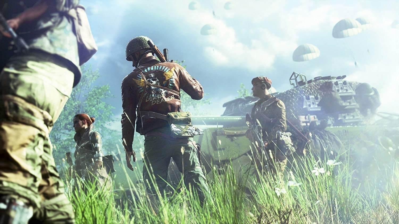 המשחק Battlefield V למחשב ול PS4 קוד דיגיטלי