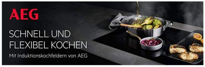 כיריים אינדוקציה AEG IKE84441XB אמזון גרמניה