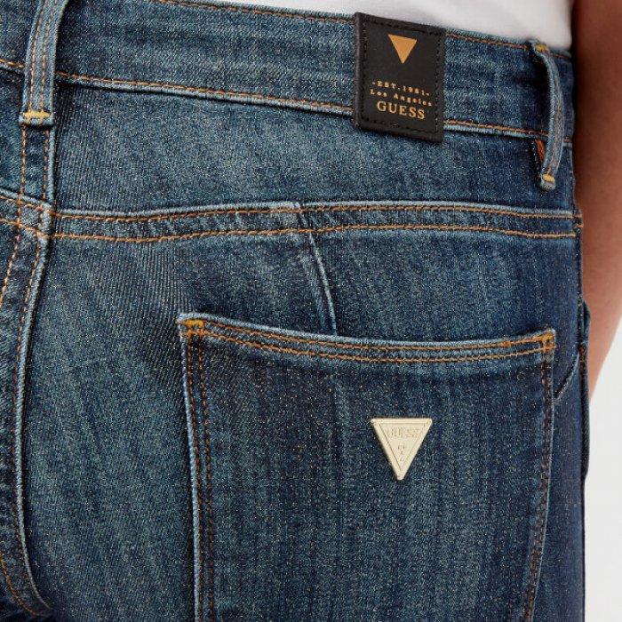 ג'ינס Guess דגם Hazel Glitz לנשים
