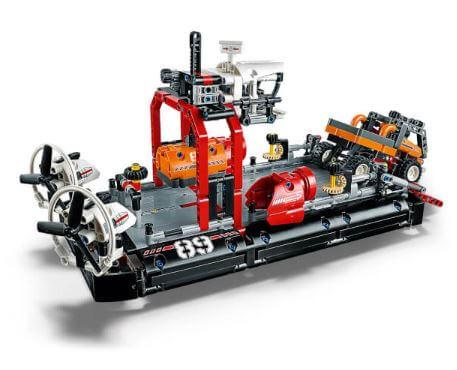 LEGO Technic Hovercraft לגו רחפת
