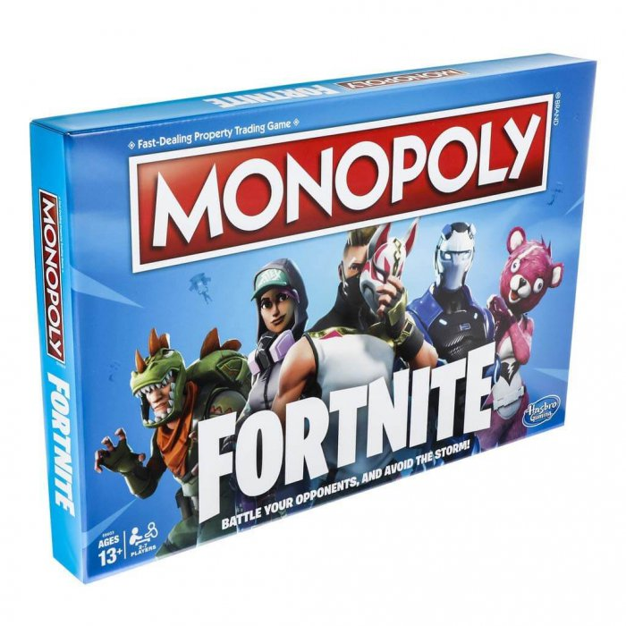 """מונופול גרסת Fortnite אמזון ארה""""ב"""