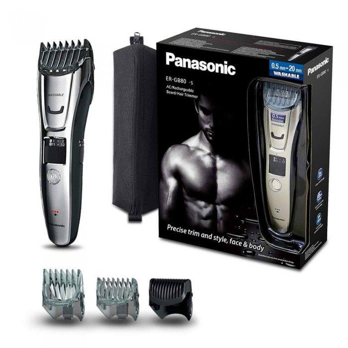 Panasonic ER-GB80 מכונת תספורת וזקן פנסוניק