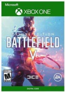 משחק Battlefield V 5 Deluxe Edition לאקסבוקס - קוד דיגיטלי