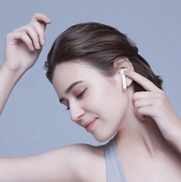 """אוזניות """"אלחוטיות באמת"""" Xiaomi Air TWS שיאומי"""