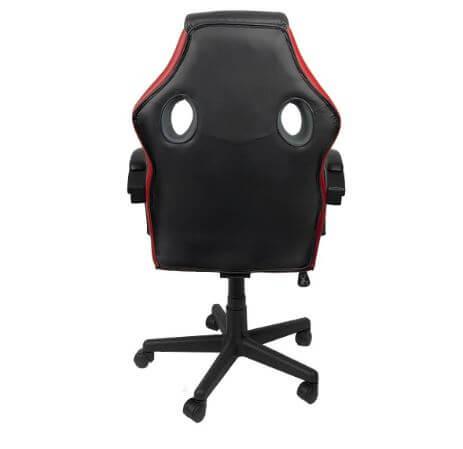 כיסא לגיימרים SpeedLink Yaru - צבע שחור / אדום