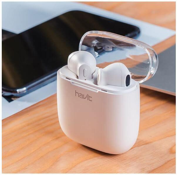 אוזניות Havit I90 TWS עמידות למים