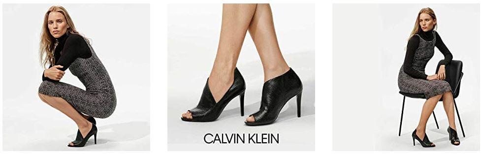 נעלי Calvin Klein Nastassia Pump קלווין קליין לנשים