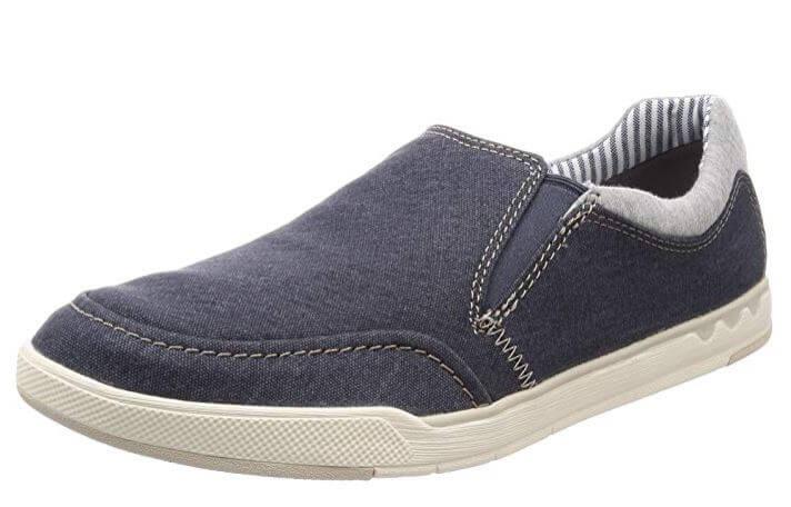 נעלי Clarks Step Isle Slip Loafers לגברים